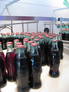 Free soda!