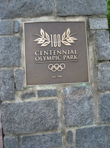 Atlanta, host of the 1996 Olympics.
