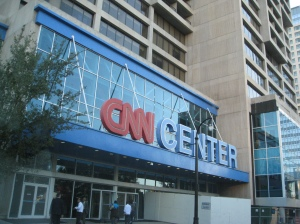 CNN Headquarters.