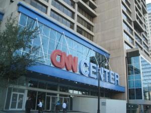 CNN Headquarters.