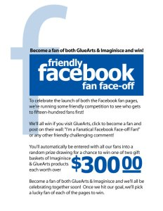 Facebook-fan-promotion